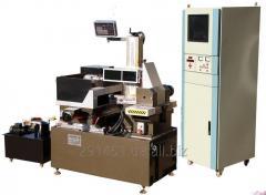 Electroerosive DK7720 machine (wire and cut)