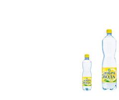 Добрая вода лимон