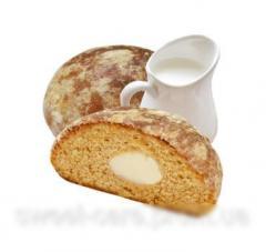 Наполнитель нетермостабильный на жировой основе Топлёное молоко