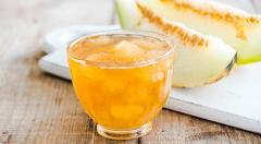 Наполнитель фруктовый с кусочками фруктов Дыня
