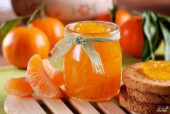 Наполнитель фруктовый с кусочками фруктов Мандарин