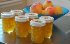 Наполнитель фруктовый с кусочками фруктов Персик