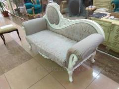 Sofa in Baroque style