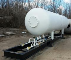 Gas module