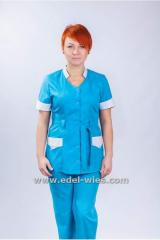Clothes for ambulance workers