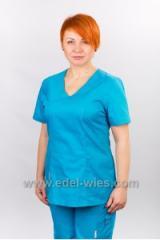 Хирургический женский костюм