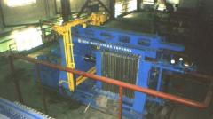 The filter press of a WC 40/30-1200, is