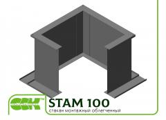 Стакан монтажный облегченный STAM 100