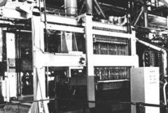 Filter presses of a WC And with automatic