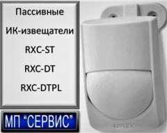 ИК-извещатели RXС-ST/ RXC-DT/ RXC-DTPL