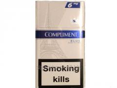 Сигареты Комплимент синий деми