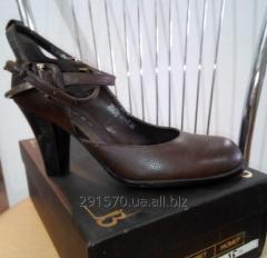 Туфли Basconi 2673-01-1 коричневые, кожа