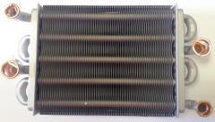 Теплообменник битермический FERROLI DOMIPROJECT C24D/F24 D (аналог)