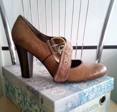 Туфли Cavaletto 4703-9(135) коричневые, кожа