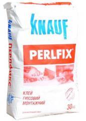 Клей KNAUF Перлфикс для гипсокартона 30 кг