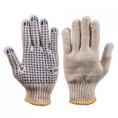 Перчатки трикотажные с ПВХ точкой 3D Master...