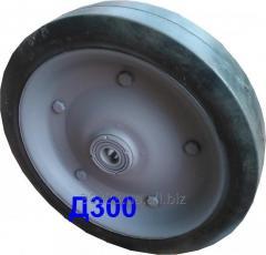 Wheel to D300P wheelbarrow strengthened