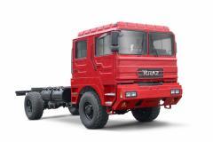 Автомобильное шасси КрАЗ-5401НЕ