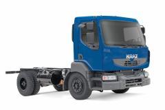 Автомобиль-шасси КрАЗ-5401H2