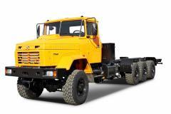 Автомобиль-шасси КрАЗ-7140Н6