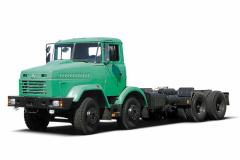 Автомобиль-шасси КрАЗ-7133H4