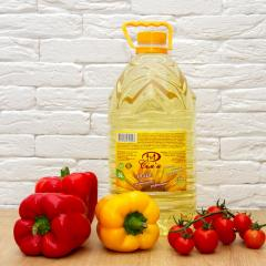 TM sunflower oil Family of 5 Litres