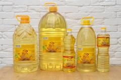 Export sunflower oil