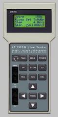 Анализатор медных линий связи aTen LT2000,