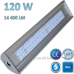 LED searchlight, 120W-14400Lm-IP67,