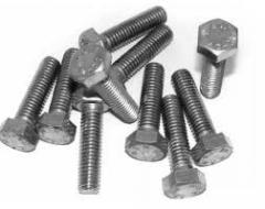 Bolt corrosion-proof (A2/A4) M3-M48 of GOST