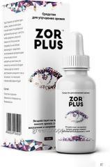 Zor Plus (Зор Плюс) - от проблем со зрением