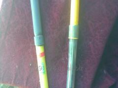 Переход полиэтилен-сталь для труб 32го диаметра.