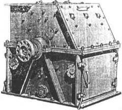 Дробилка молотковая 800X600 мм СМД-15