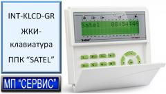 ЖКИ-клавиатура INT-KLCD-GR.