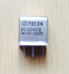 RES34 RS4.524.372 Relay