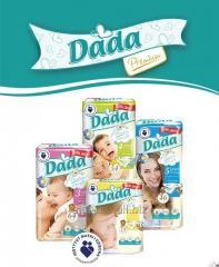 Diapers, pampers Dada Premium