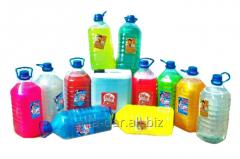 El jabón líquido, 5л