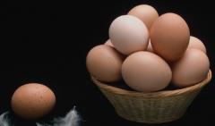 Яйца куриные домашние (органические)