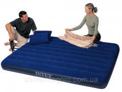 Two-sleeping mattress of Intex 68759, 152*203*22sm