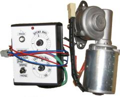 Электроприводы для медогонок