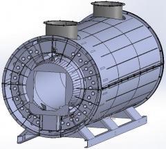 Повітронагрівальна установка АТ-1,0