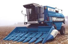 Board to the SLAVUTICH KZS-9-1 combine