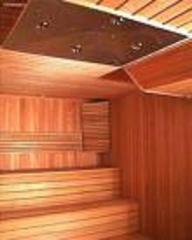 Sauna wooden