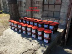Soot construction (packed up 5 kg)