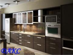 Кухни с пленочными фасадами, кухни от