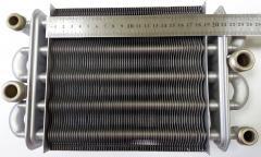 Теплообменник битермический Teplowest АГД 18  2.55.35.064.02