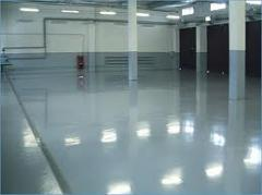Concrete for a floor