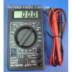 DT830B tester