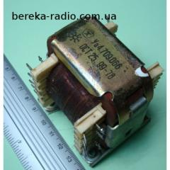 Ua4.709.066 8-10 transformer = 220, 1-2 = 17B, 4-6