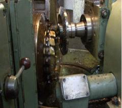 Zubofrezerny machine